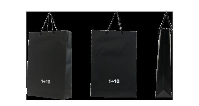 クリエイティブスタジオ様の紙袋の事例を紹介します【B-68】