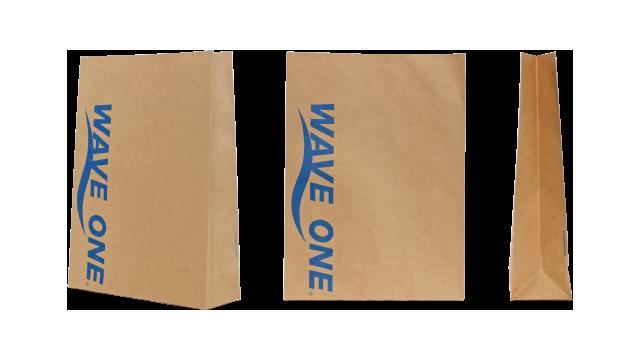 スポーツウエア専門店様の紙袋の事例を紹介します【B-97】