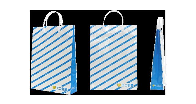 産廃処理業様の紙袋の事例を紹介します【B-110】