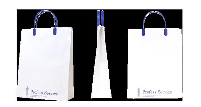 不動産業者様の紙袋の事例を紹介します【B-156】