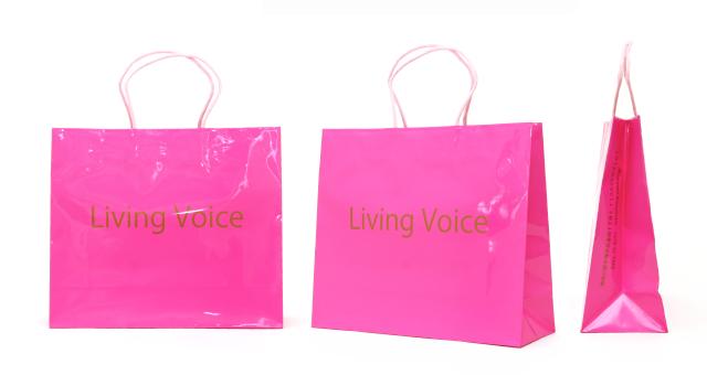 不動産会社様の紙袋の事例をご紹介します【B-182】