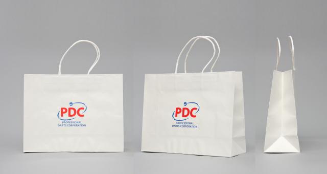 スポーツ団体様の紙袋の事例を紹介します【B-199】