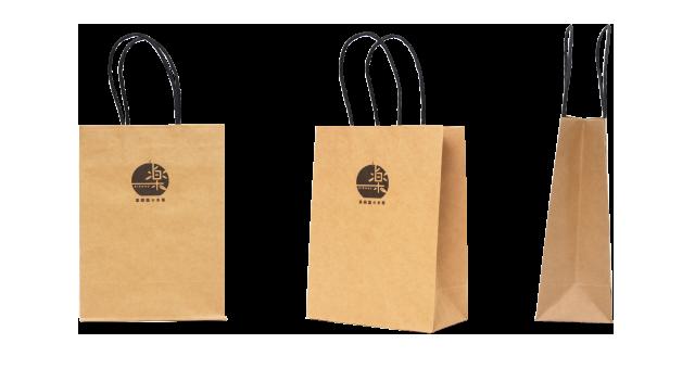 果樹園様の紙袋の事例をご紹介します【B-209】