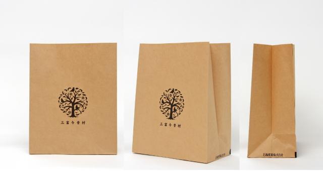 テーマパーク様の紙袋の事例を紹介します【B-215】