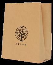 手提げナシ(角底袋)とは【紙袋の手提げタイプの違いが分かる】