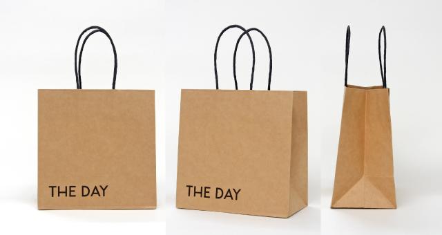雑貨店様の紙袋の事例をご紹介します【B-221】