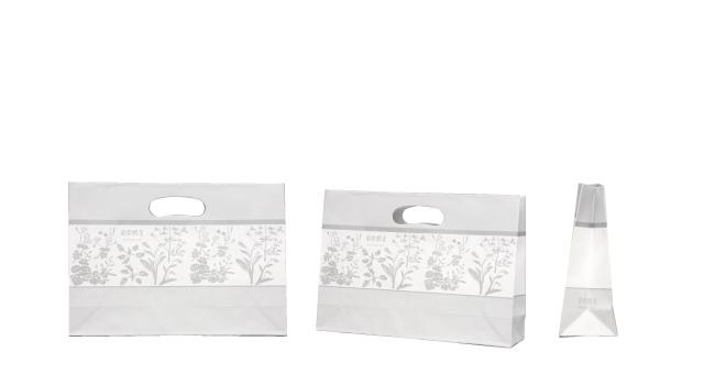 小物メーカー様のオリジナル紙袋の制作事例