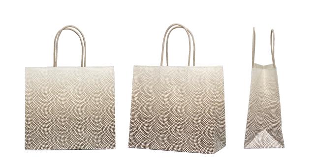 鋳造品製作会社様のオリジナル紙袋の制作事例