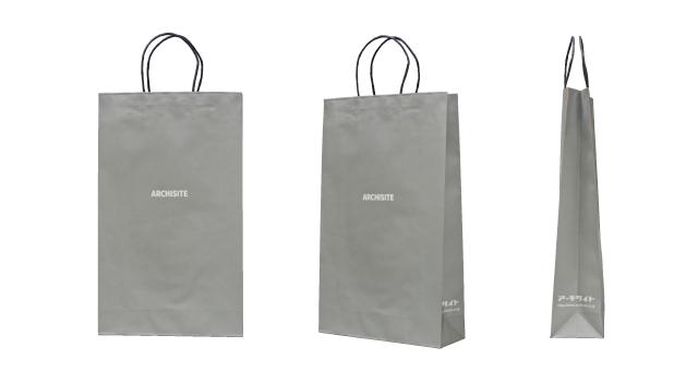 デジタル機器販売会社様のオリジナル紙袋の制作事例