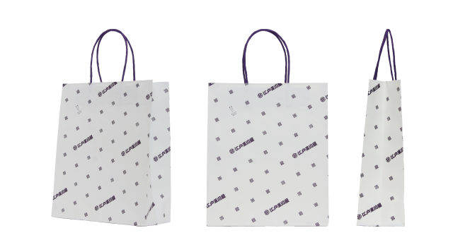 老舗製麺屋様のオリジナル紙袋の制作事例