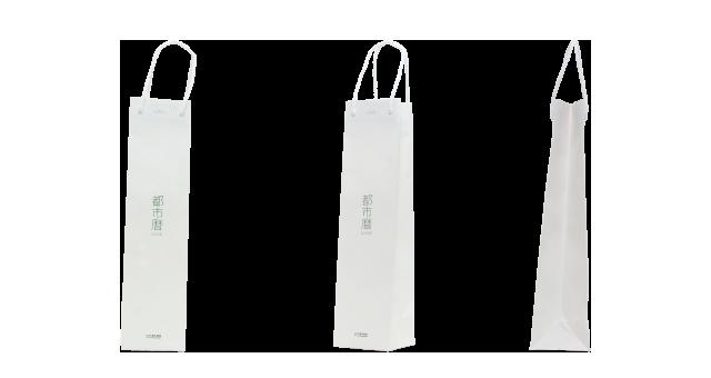 不動産開発会社様のカレンダー用オリジナル紙袋の制作事例