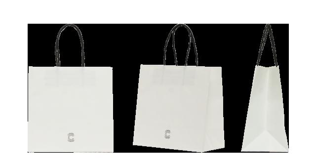 スペシャリティコーヒーの専門店様のオリジナル紙袋の制作事例
